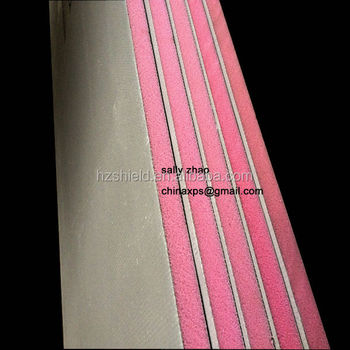 Waterproof Tile Backer Board Hs Code Insulation Materials