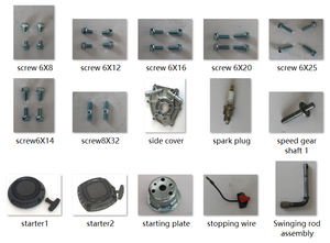 4 Stroke Engine Parts