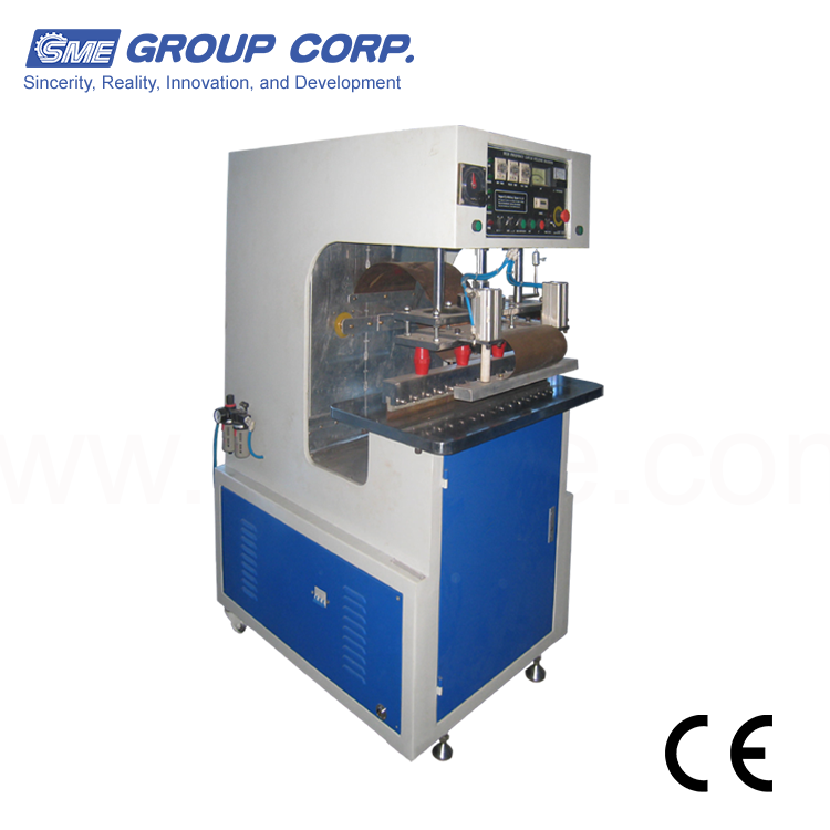 High frequency welding machine for shoes