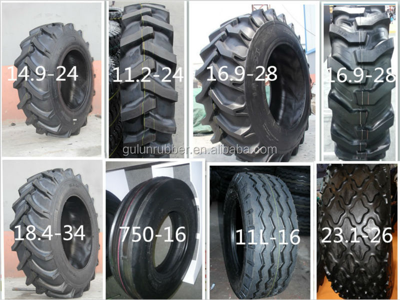China Goodyear Tractor Tire Prices 15.5-38 11.2-24 12.4-24 Farm ...