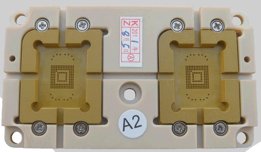 eMMC ATE socket