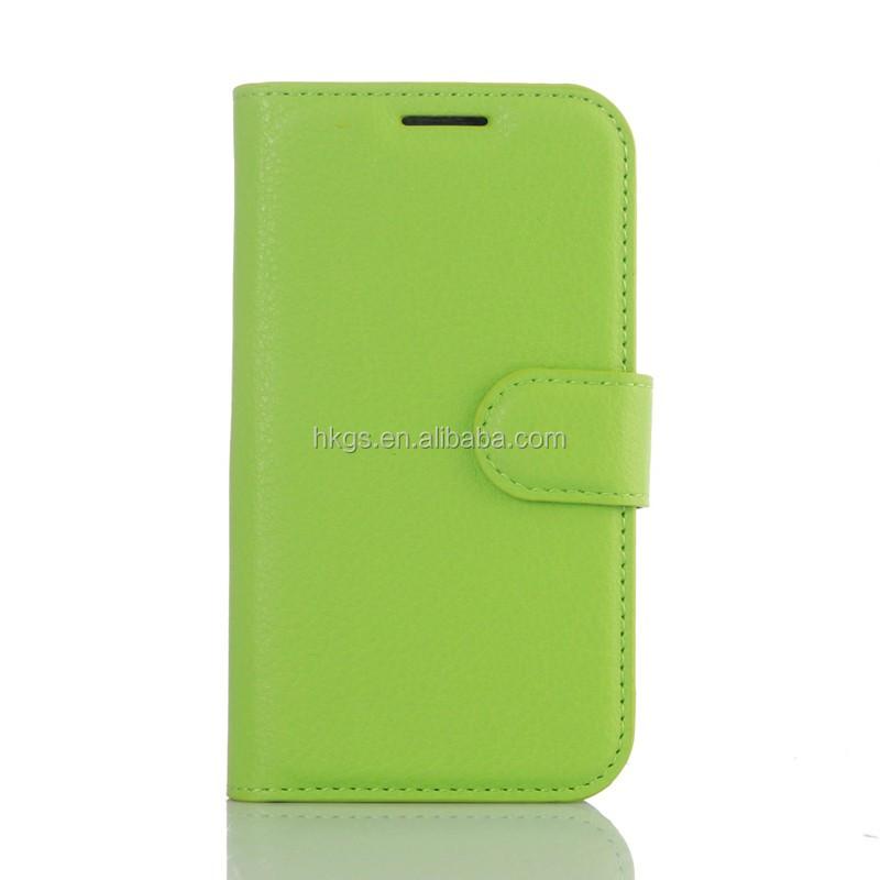 Para Alcatel 1X2019 Telefone Celular Flip Caso de Couro PU Com Suporte de Cartão de Crédito