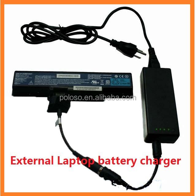 ordinateur portable externe chargeur de batterie pour. Black Bedroom Furniture Sets. Home Design Ideas