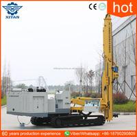 ML-2 used rotary pile micropiles drilling rig for sale