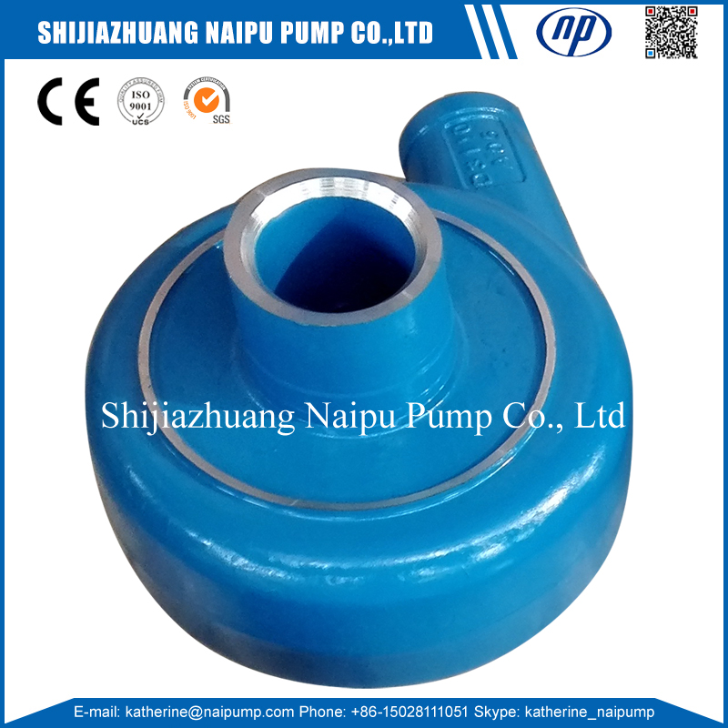 Naipu Horizontal and Vertical Type Slurry Pump Spare Parts Labyrinth