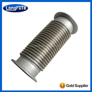 Exhaust Muffler Flexible Pipe WOVEN FLEXIBLE TUBE EXHAUST PIPE TUBE