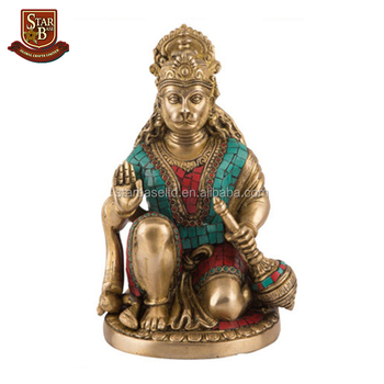 Bringing Good Luck Home Decoration Whole Large Hindu Resin Statues