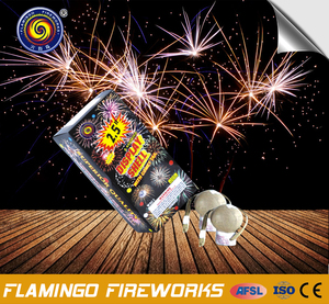 "Alibaba express wholesale 2.5"" Display Shell 1.75' ball shell fireworks"