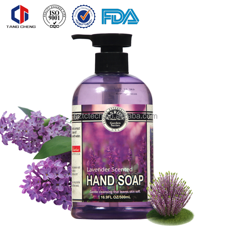 OEM Flower Factory Supply shaped High quality lucky new product best liquid hand soap