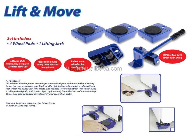 Furniture Moving System Funiture Glider Home Trolley Lift & Move - Buy Lift  & Move,Home Trolley Lift & Move,Furniture Moving Lift & Move Product on  Alibaba. ...