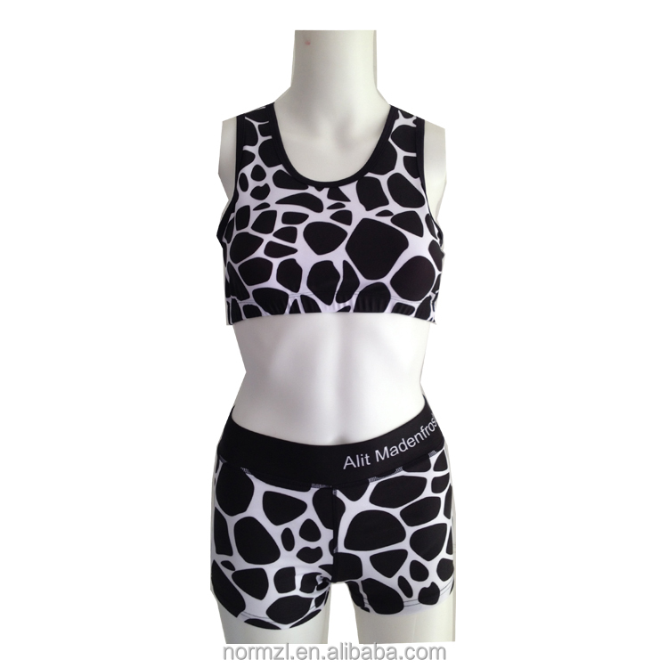 Low Price Wholesale Moisture-Wicking Promotional Quality Yoga Wear