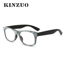Модные ультралегкие удобные очки для чтения с защитой от синего цвета для мужчин и женщин UV400 очки на заказ KINZUO(Китай)