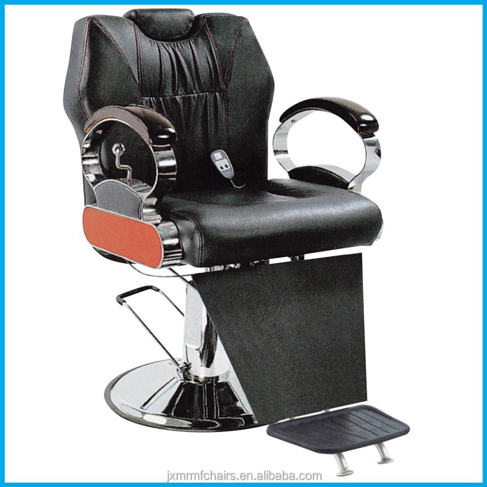 Masaje silla de barbero sal n silla belleza del sal n silla de barbero de foshan m8019 sillas de - Sillas masaje ...
