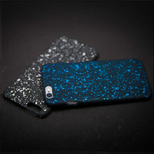 Wholesale New Style 3D Cover Three-dimensional Stars Ultrathin Frosted Phone Case for iPhone 5 5s