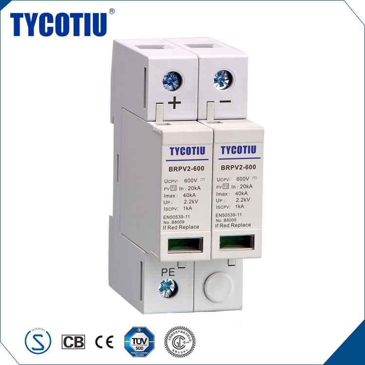 TYCOTIU Wenzhou Power Supply Surge Protection Device Electrical Earthing Equipment