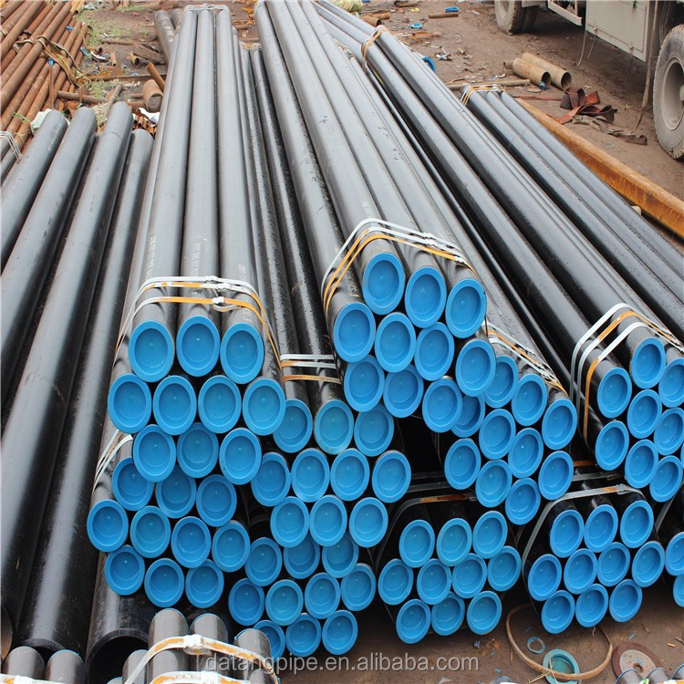 J55 K55 L80 N80 P110 EUE NUE Oilfield Steel Tubing Pipes