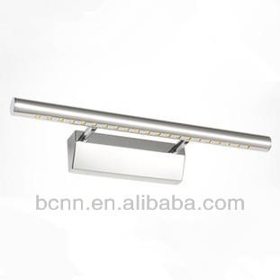 Jq-5530 9w Led Bathroom Mirror With Lamp,Hotel Wall Light Mirror ...
