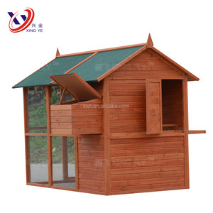 Design hot sales eco-friendly chicken coop for hens price