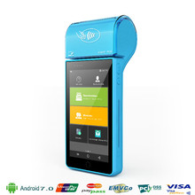 Android 7.0 OS cdma pos terminal 8110 with RFID card reader