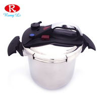 Fashionable durable easy cook crofton casserole pressure cooker