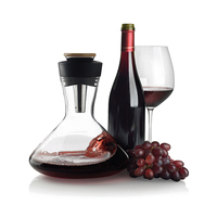 Aerato red wine carafe|Wine Decanter|life style gift |deluxe gift |XD Design