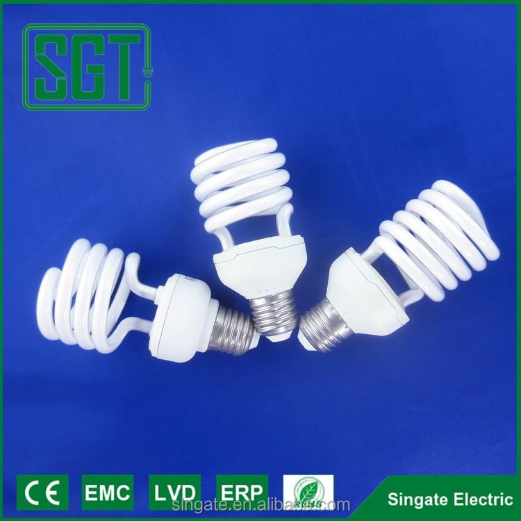 PBT body fluorescent lamp energy saver bulbs reasonable prices