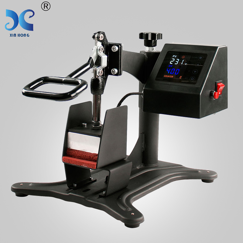Xinhong October New Model Football Logo Printing Heat Press Machine
