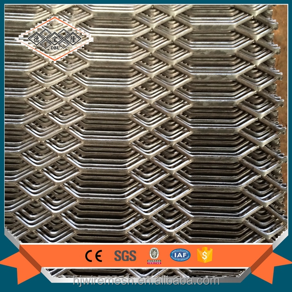 powder coated expanded metal sheet/spray expanded metal mesh