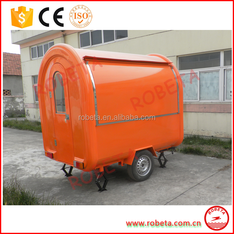 mobile food carts for sale/food truck window/mobile food cart with frozen yogurt machine