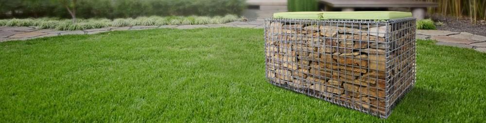 escalonado muro de contencin de gaviones han sido una oculta secretos de jardinera durante muchos aos y finalmente se empez a utilizar para una gran