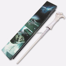 Wholesale Retail Newest Magic Wand Lord Voldemort Wand Magical Stick Wand New In Box Cosplay Harry