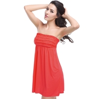 Wholesale female red swimsuits online