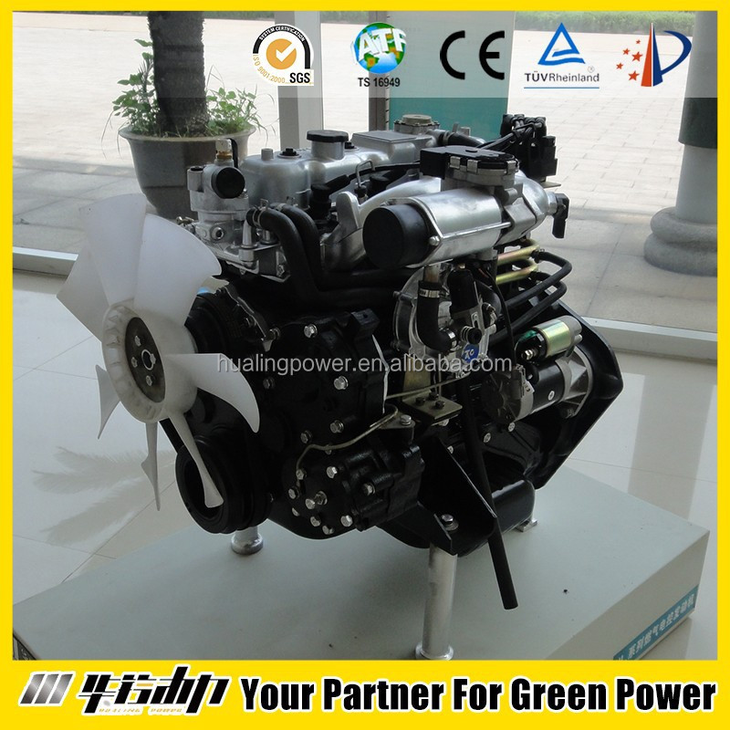 Small Water Cooled Natural Gas Engines
