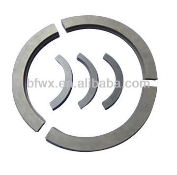 high purity graphite bearing graphite ring
