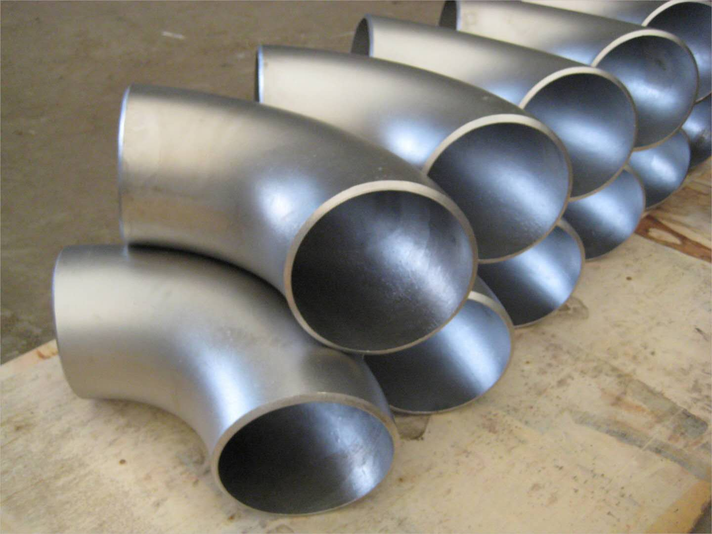 Top quality stainless steel 304 schdule 80 bulkhead elbow