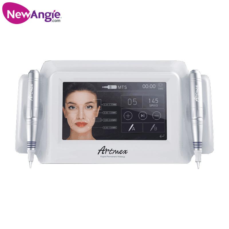 Artmex V8 digital mts pmu permanent makeup machine with OEM ODM фото