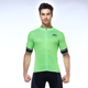 Breathable windproof custom pro mens and women cycling jersey