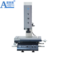 2019 Chinese Factory Supplier High Precision Manual Image Video Measuring Machine System
