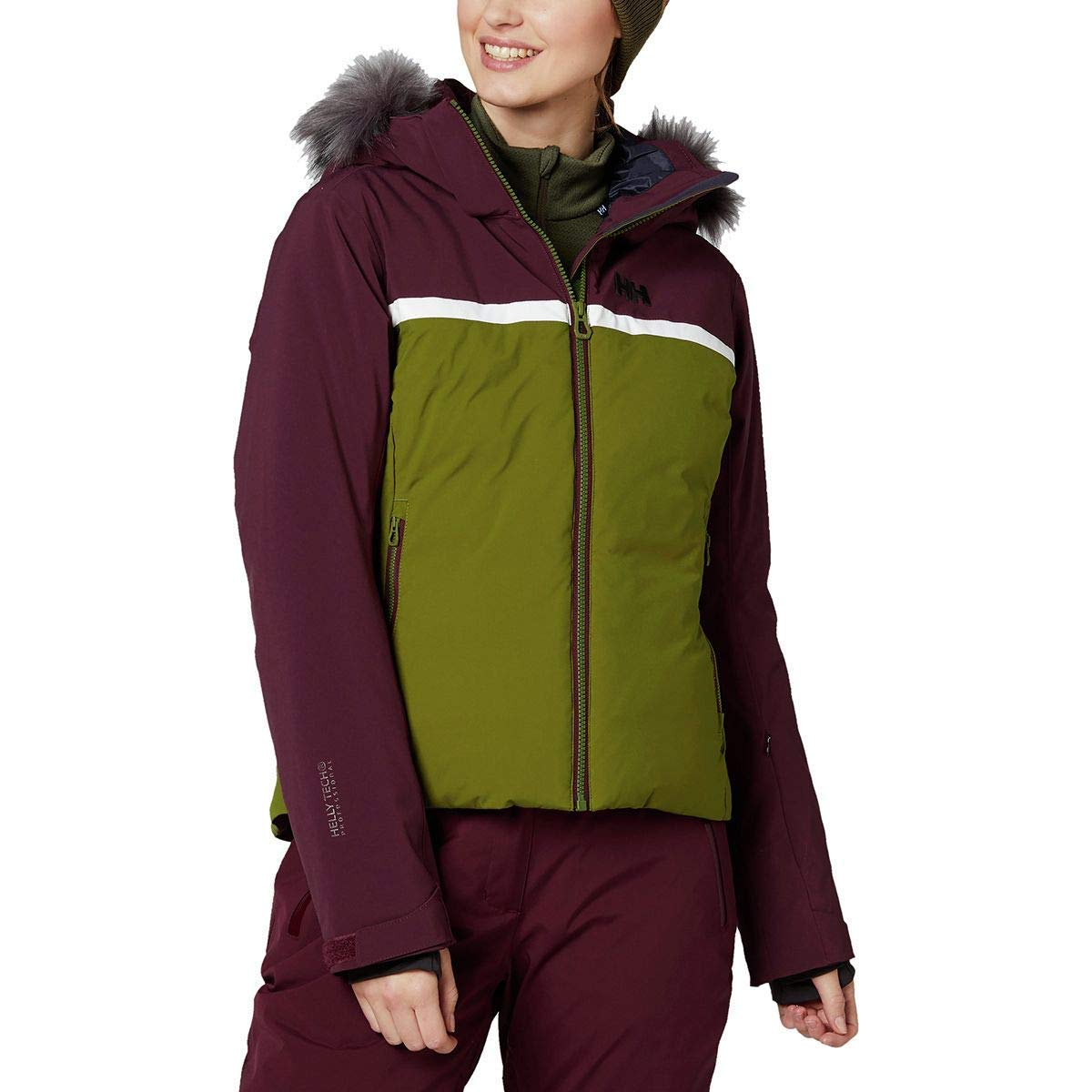 461e0ab11b Get Quotations · Helly Hansen Women's Powderstar Waterproof Insulated Ski  Jacket