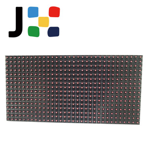 2019 New Single Color LED Display Module With Chip Color Rg/Rb/Rgb