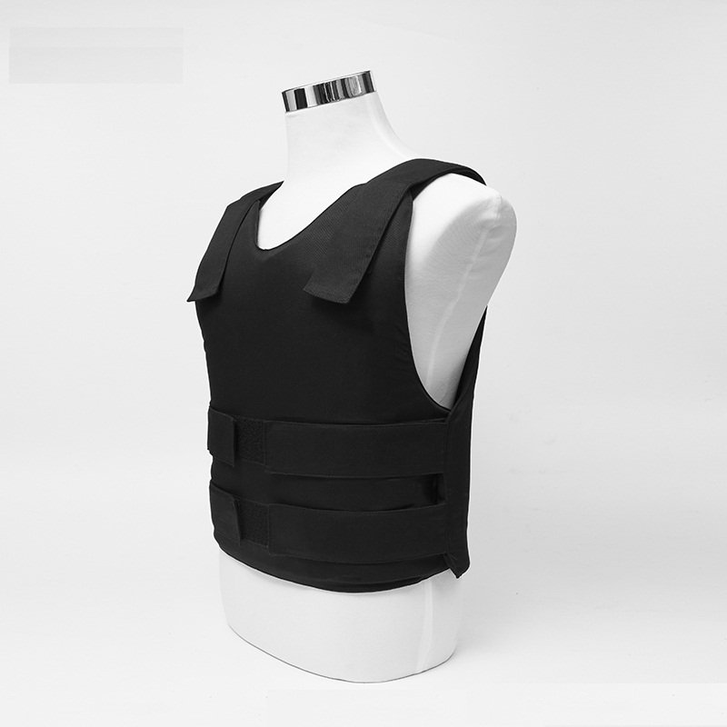 Military Bulletproof Jacket Ballistic Vest Soft Body Armor