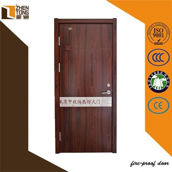 Modern Fire Rated Wooden Door Design,Melamine Door,Mdf Door - Buy ...