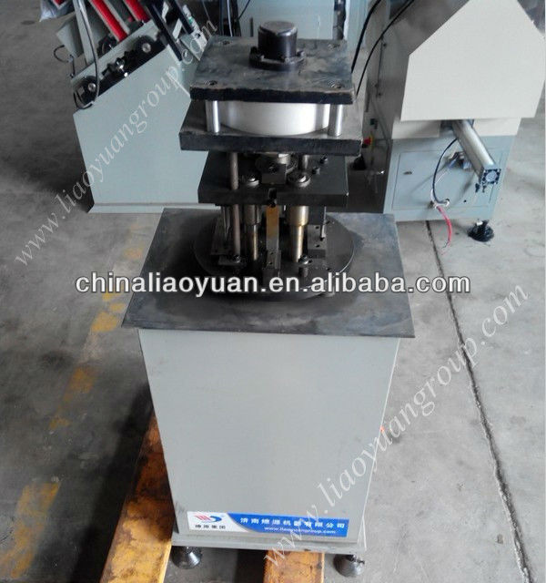 Aluminum pneumatic hole punching machine