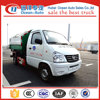 new style mini hook lift garbage truck with garbage box
