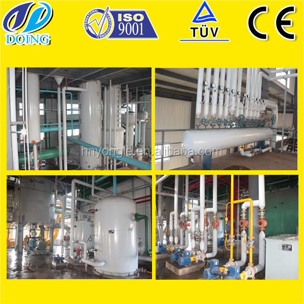 Rice bran Oil extracting machine line made in China