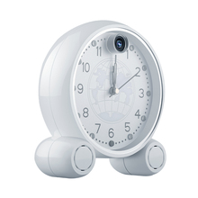 960P HD wifi <strong>spy</strong> hidden digital table alarm clock camera with night vision