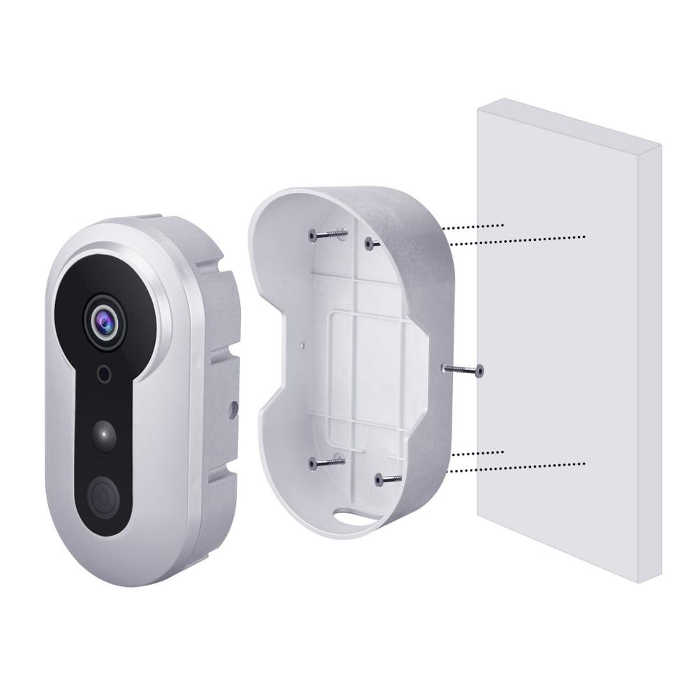 Factory direct sale high quality wireless bell outdoor wire video door intercom