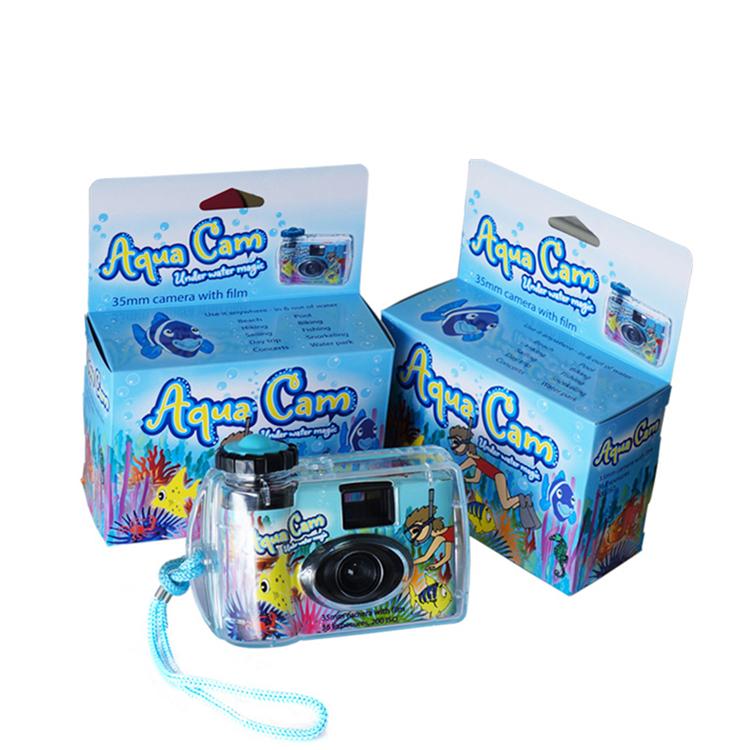 фотоаппарат для подводной съемки одноразовый домик