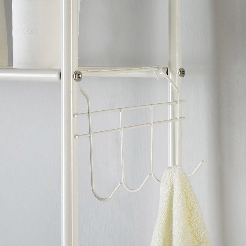 XM_402 Moderne neue metallständer Bad waschmaschine regal über die ...