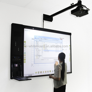 FC Optical touch sensor for interactive education